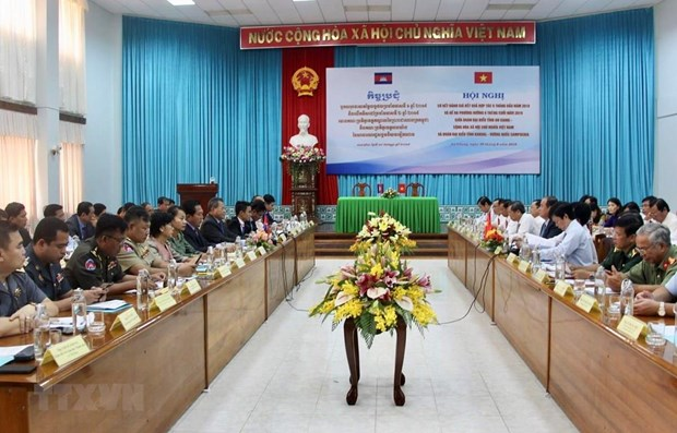 An Giang, Cambodia's Kandal province foster comprehensive partnership hinh anh 1