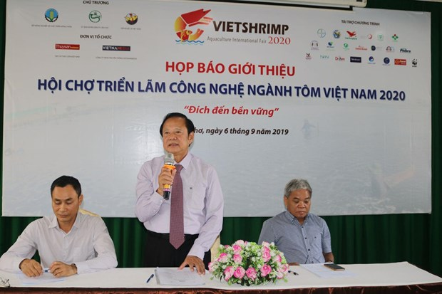 Can Tho to host VietShrimp fair in 2020 hinh anh 1
