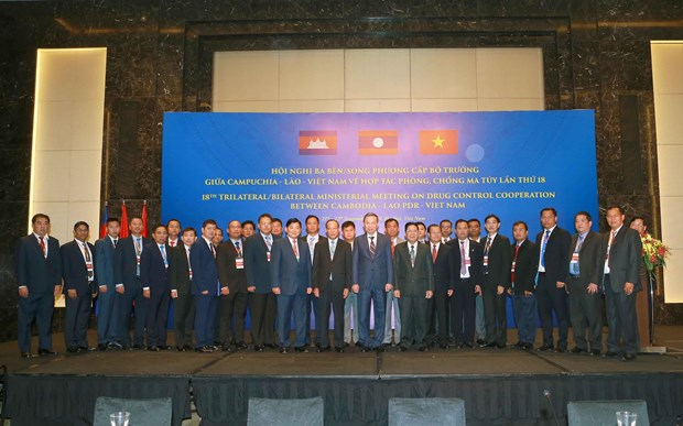 CLV ministers discuss ways to step up drug prevention, control hinh anh 1