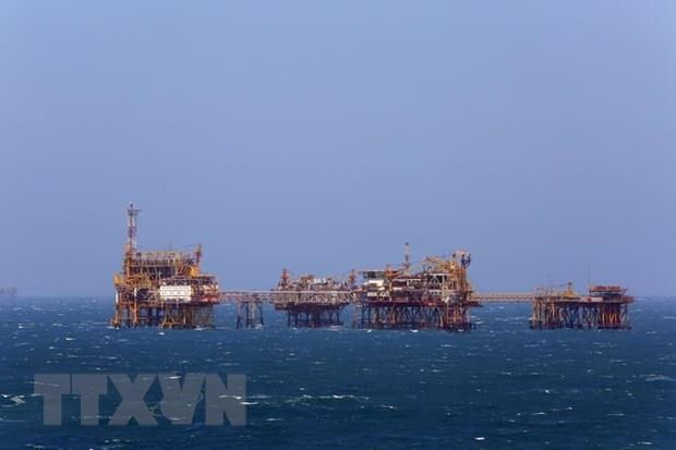 Vietsovpetro earns some 1.28 billion USD from oil sales hinh anh 1