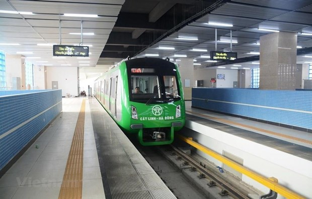 French consultants hired to assess Hanoi's first metro project hinh anh 1