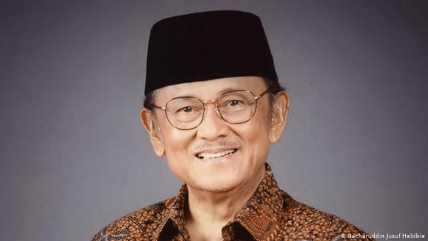 Condolences on passing of former Indonesian President hinh anh 1