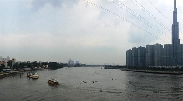 HCM City seeks to develop urban river-canal network hinh anh 1