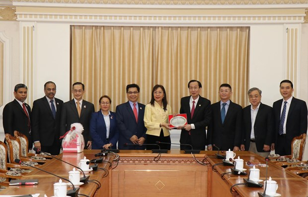 HCM City welcomes Malaysian firms' long-term investment: official hinh anh 1