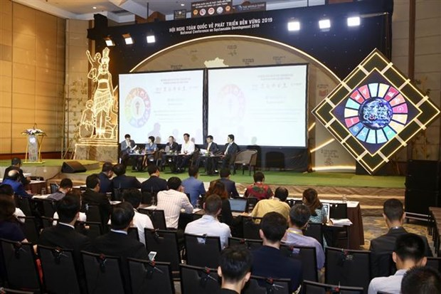 National conference on sustainable development held hinh anh 1