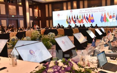Thailand works to speed up RCEP talks hinh anh 1