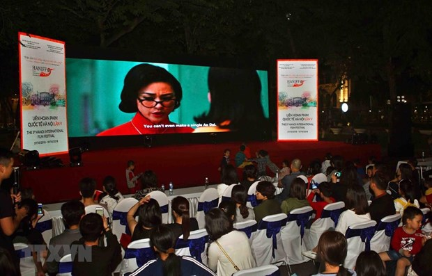 21st National Film Festival to be held in Ba Ria-Vung Tau in November hinh anh 1