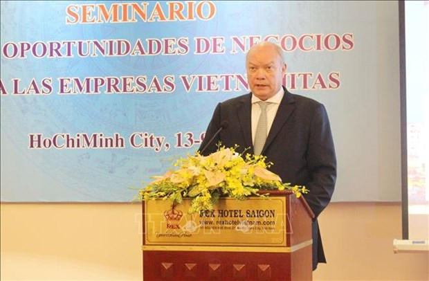 Vietnam, Cuba promote trade, investment cooperation hinh anh 2
