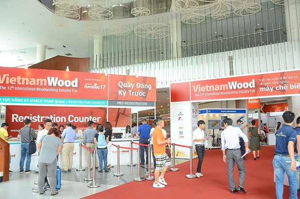 HCM City to host int'l woodworking industry fair hinh anh 1