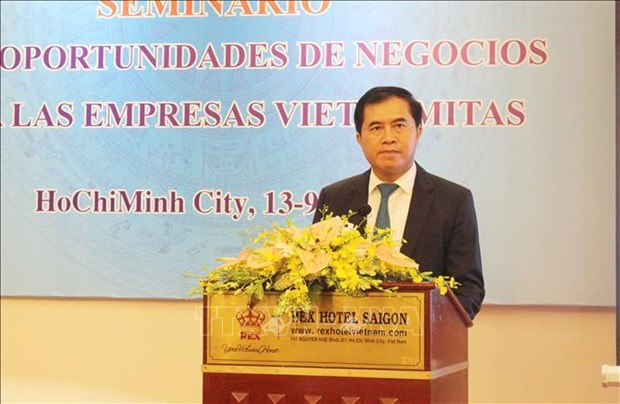 Vietnam, Cuba promote trade, investment cooperation hinh anh 1