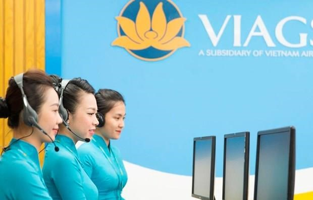 Vietnam Airlines expands telephone check-in service hinh anh 1