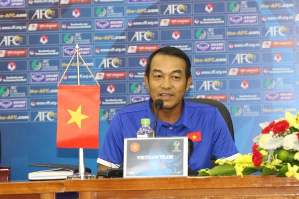 Vietnam's U16 footballers ready for 2020 AFC Championship qualification hinh anh 1