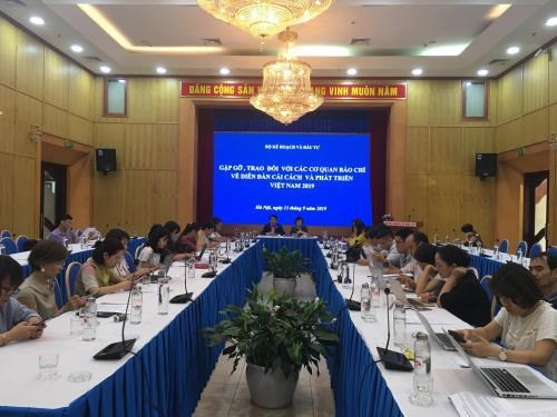 Forum to discuss Vietnam's reform, development issues hinh anh 1