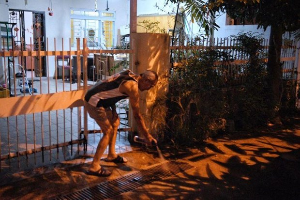 Singapore detects first Zika cluster in 2019 hinh anh 1