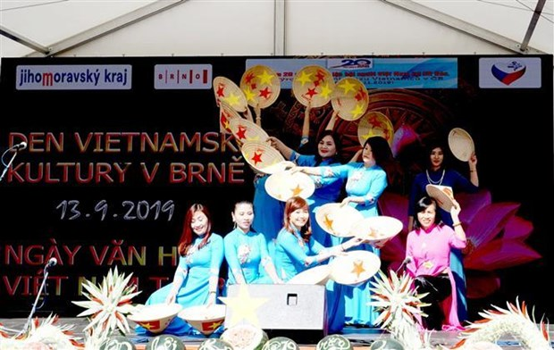 Vietnamese culture day held in Czech Republic hinh anh 1
