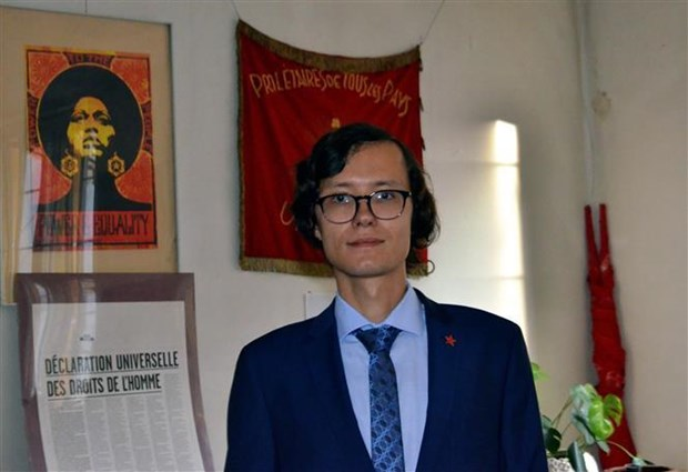 Swiss Labour Party commemorates President Ho Chi Minh's 50th death anniversary hinh anh 1