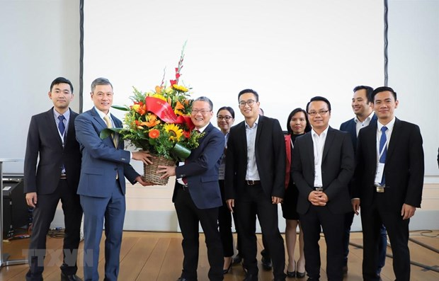 Vietnam-Germany Innovation Network debuts hinh anh 1