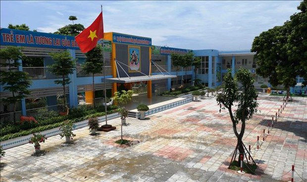 Two districts in Hanoi become new-style rural areas hinh anh 1