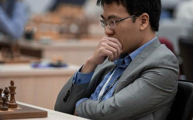Vietnam's No 1 player enters FIDE World Cup's third round hinh anh 1