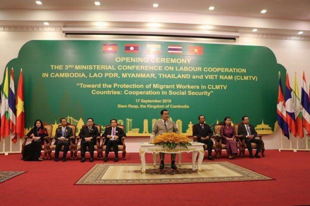 Regional conference looks toward protection of migrant workers hinh anh 1