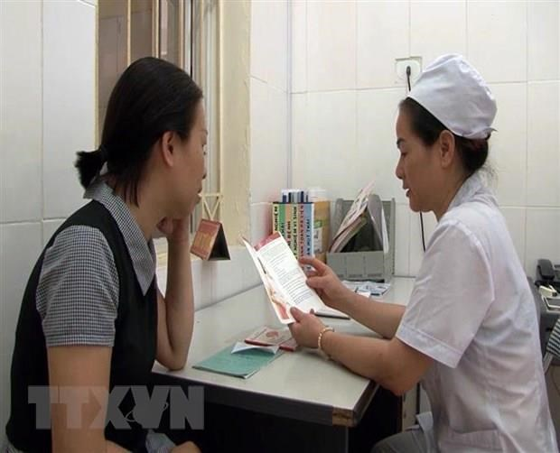 Private sector's engagement crucial for HIV/AIDS prevention, control hinh anh 1