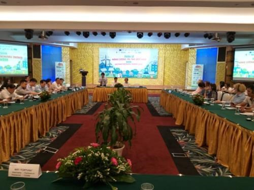 Vietnam Renewable Energy Week launched in Hanoi hinh anh 1