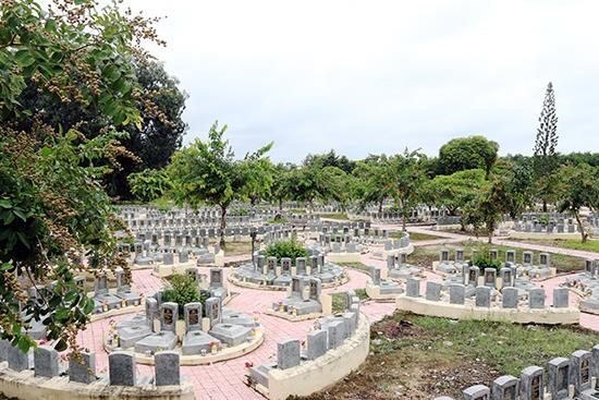 Martyrs' Cemetery Hill 82 to be upgraded into national hinh anh 1