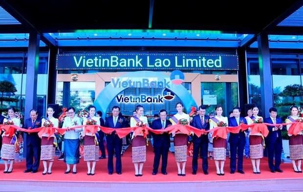 VietinBank inaugurates headquarters in Laos hinh anh 1