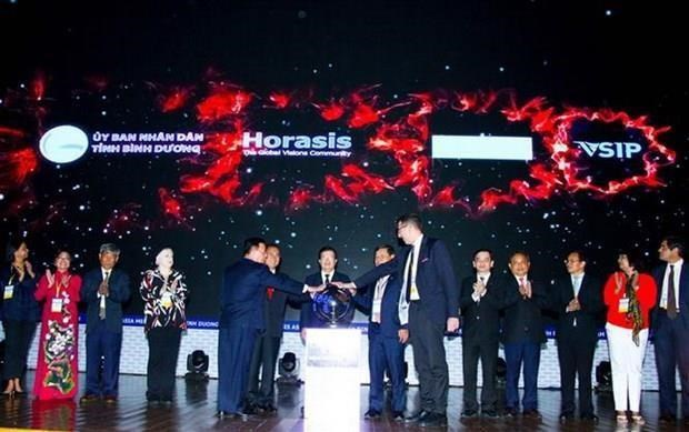 Binh Duong continues to host Horasis Asia Meeting hinh anh 1