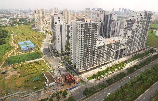 HCM City needs new housing policy for low-, mid-income households hinh anh 1