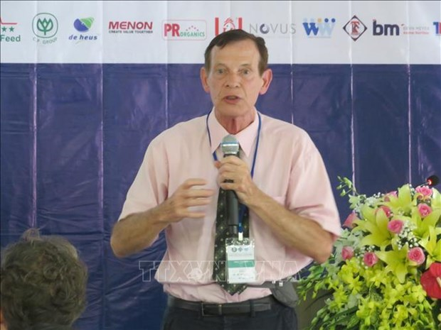 Int'l conference on animal production, environment held hinh anh 1
