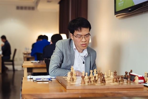 GM Liem draws with Artemiev in FIDE World Cup hinh anh 1