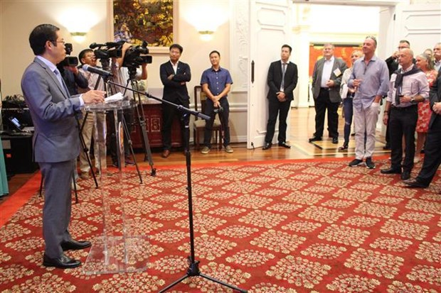 US fisheries institute hopes for more cooperation with Vietnamese firms hinh anh 1