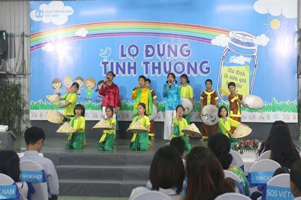 Campaign launched to seek funding for SOS Children's Villages hinh anh 1