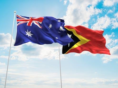 Australia helps Timor Leste build gas pipeline hinh anh 1