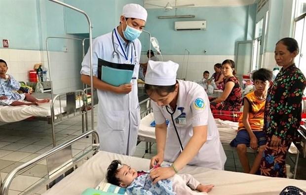 Dengue fever enters peak season in southern region hinh anh 1