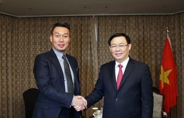 Deputy PM: Vietnam wants to follow RoK's cashless model hinh anh 1