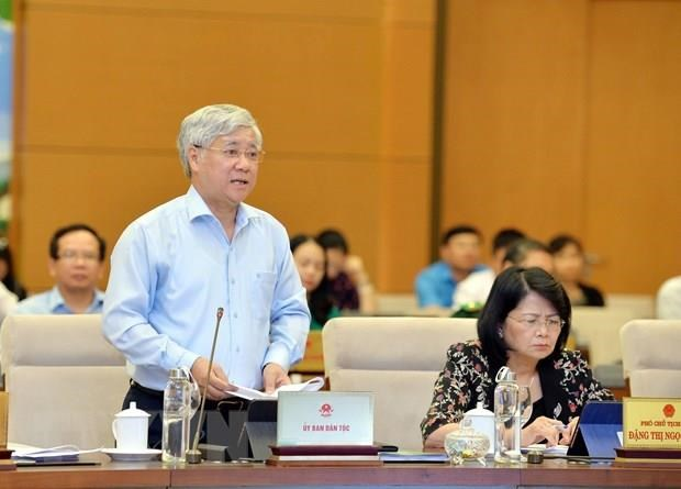 Master plan aims to improve ethnic minorities' lives hinh anh 1