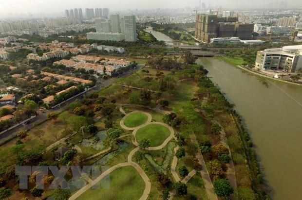 Green building week slated for late September hinh anh 1