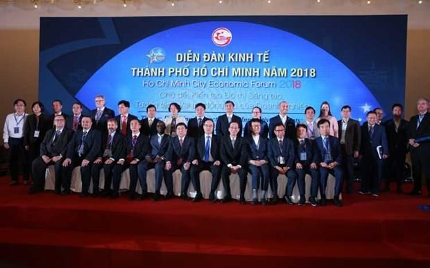 RoK partners to join in organising HCM City economic forum hinh anh 1