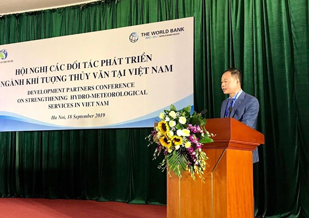 Hydro-meteorological sector seeks stronger links with development partners hinh anh 1