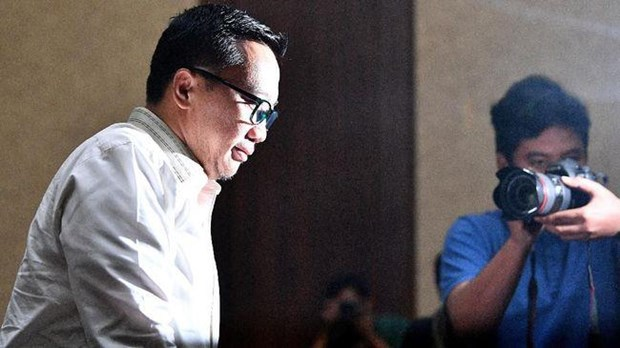 Indonesia: Youth and Sports Minister named suspect in bribery case hinh anh 1