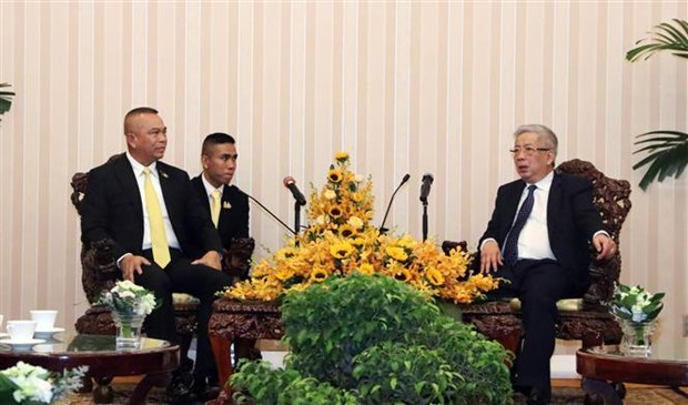 Vietnam, Thailand hold defence policy dialogue hinh anh 1