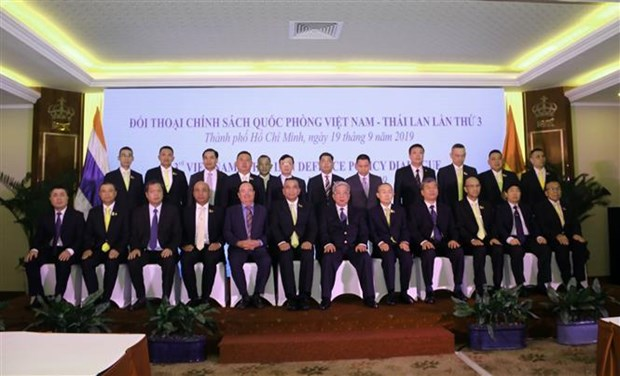 Vietnam, Thailand hold defence policy dialogue hinh anh 2