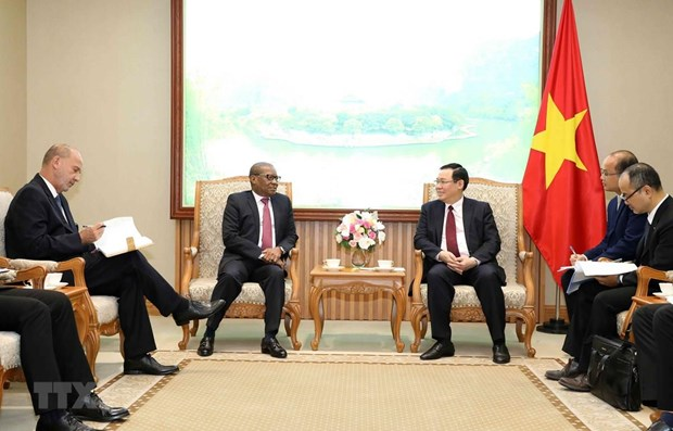 Vietnam aims to tighten ties with South Africa, Nigeria hinh anh 1