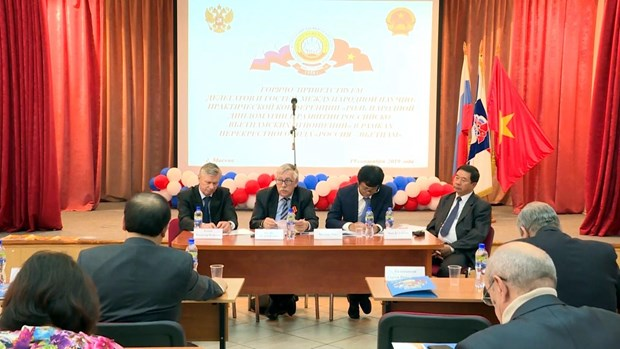 People-to-people diplomacy important to Vietnam–Russia ties hinh anh 1