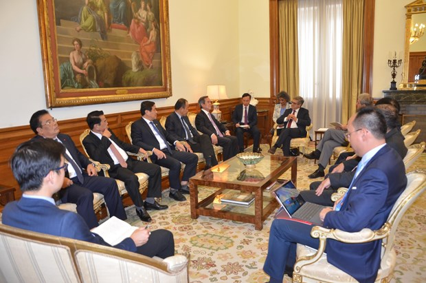 Portugal officials pledge to bolster ties with Vietnam hinh anh 1