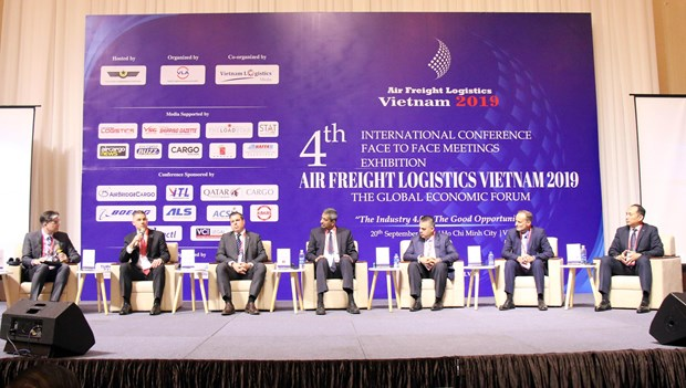 Vietnam's air cargo market to remain in the fast lane hinh anh 1