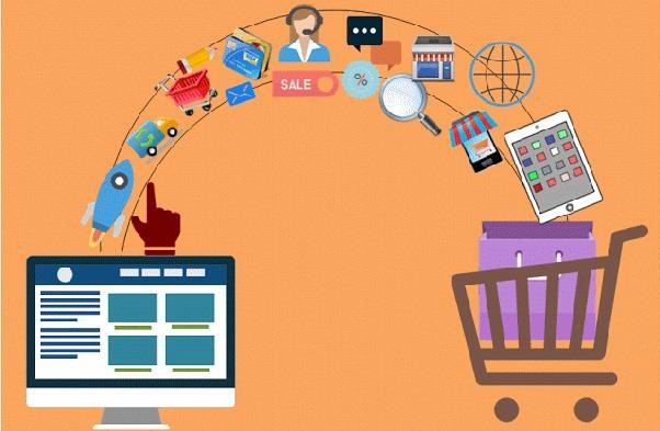 E-commerce booming but hard to control hinh anh 1