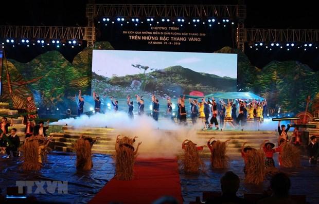 Hoang Su Phi terraced field culture week opens in Ha Giang hinh anh 1